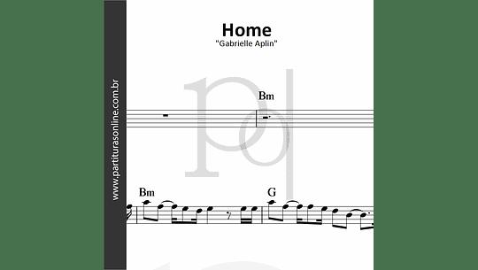 Home | Gabrielle Aplin