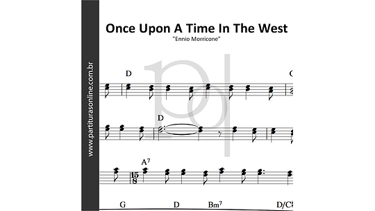 Once Upon A Time In The West | Ennio Morricone