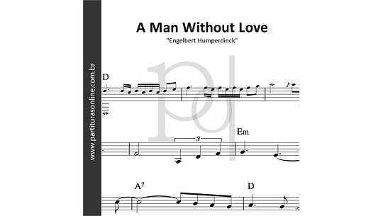 A Man Without Love | Engelbert Humperdinck