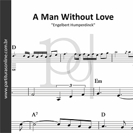 A Man Without Love | Engelbert Humperdinck