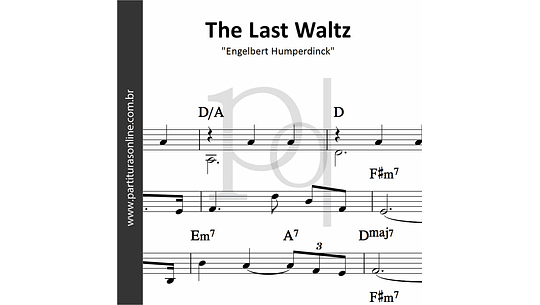 The Last Waltz | Engelbert Humperdinck