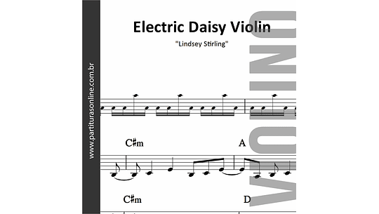 Electric Daisy Violin | Lindsey Stirling