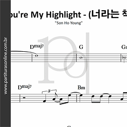 "You're My Highlight"" (너라는 책) 