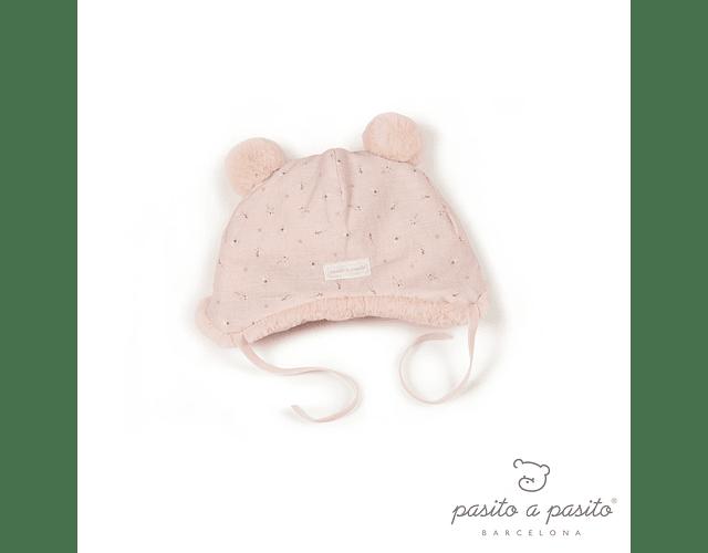 Gorrito Rosa - Pasito Furs