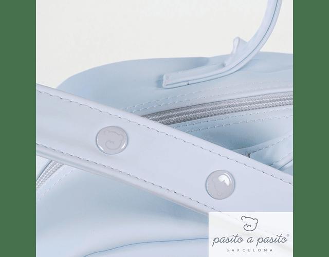 Pañalera Azul - Nido Volante