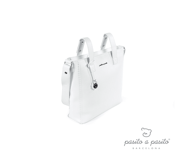 Bolsa Pañalera - Total White