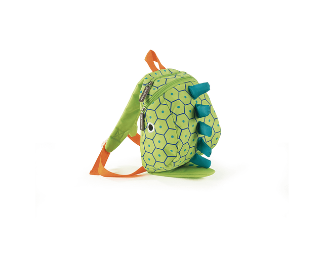 Mochila Cocodrilo Verde