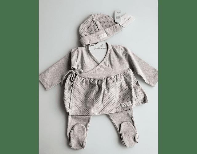 Set Primera Muda Niña - Chloe