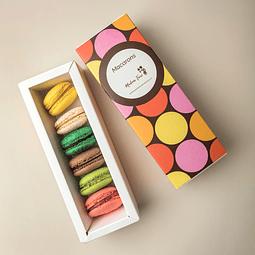 Caja regalo macarons