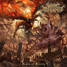 Visions Of Disfigurement – Aeons of Misery CD