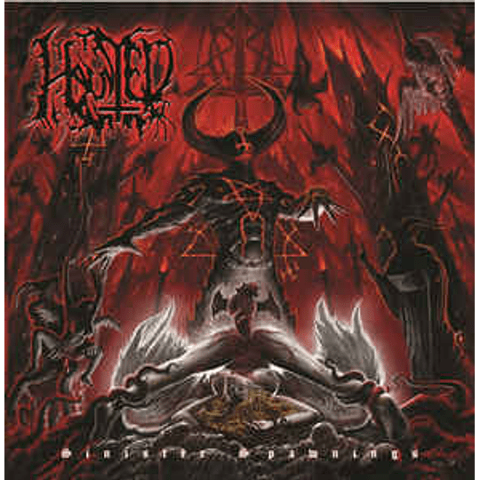 Haunted  - Sinister Spawnings CD, Comp