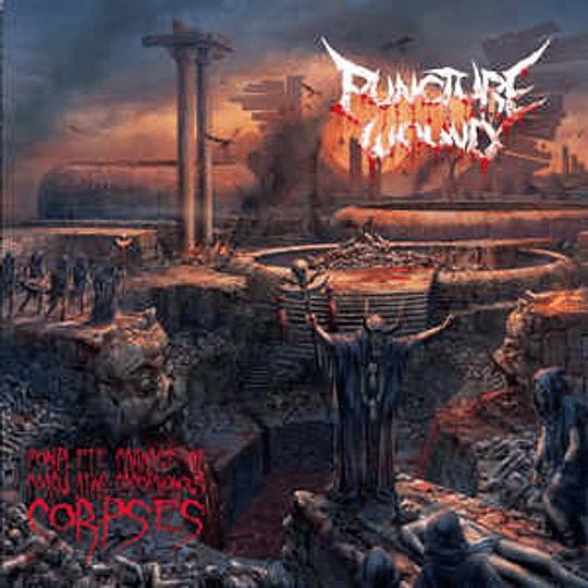 Puncture Wound  - Complete Carnage of Coagulating Cacophonous Corpses CD