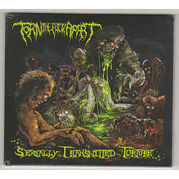 Torn The Fuck Apart - Sexually Transmitted Torture CD Dig