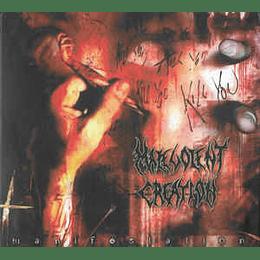Malevolent Creation - Manifestation CD Dig