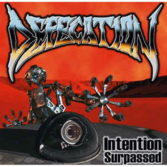 Defecation - Intention Surpassed CD