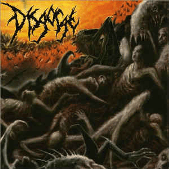 Disgorge - Parallels Of Infinite Torture CDDig