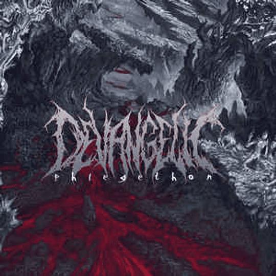 Devangelic - Phlegethon CD Dig