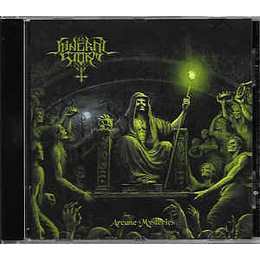 Funeral Storm - Arcane Mysteries CD