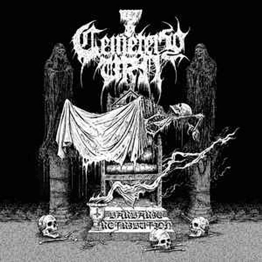 Cemetery Urn - Barbaric Retribution CD