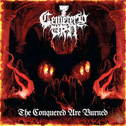 Cemetery Urn - The Conquered Are Burned CD