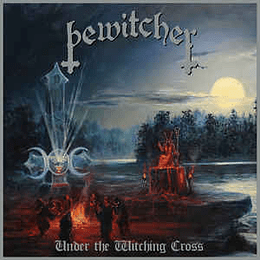 Bewitcher - Under The Witching Cross CD