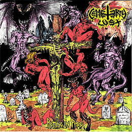 Cemetery Lust - Rotting In Piss CD