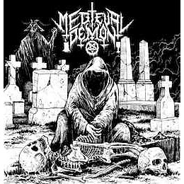 Medieval Demon - Medieval Necromancy CD