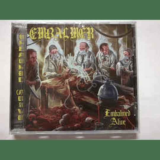 Embalmer - Embalmed Alive CD