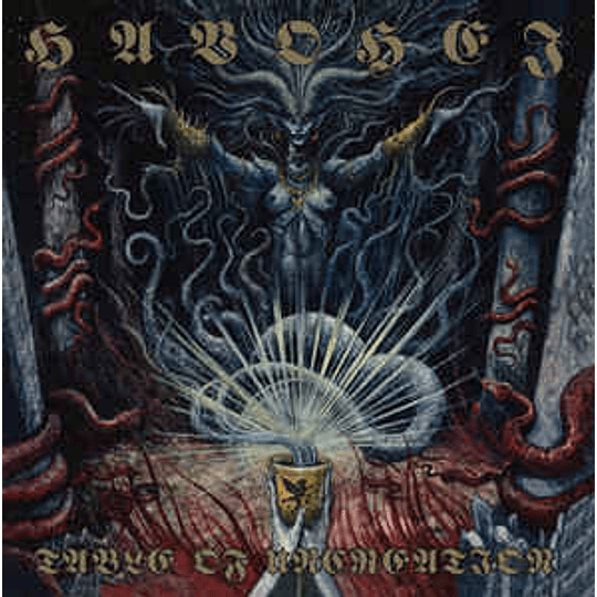 Havohej - Table Of Uncreation CD