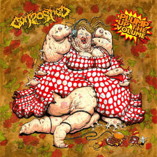 Composted - Plump Up The Volume CD