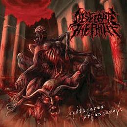 Desecrate The Faith - Disfigured Arrangement CD Dig