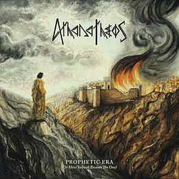 Athanatheos - Prophetic Era (Or How Yahveh Became The One) CD
