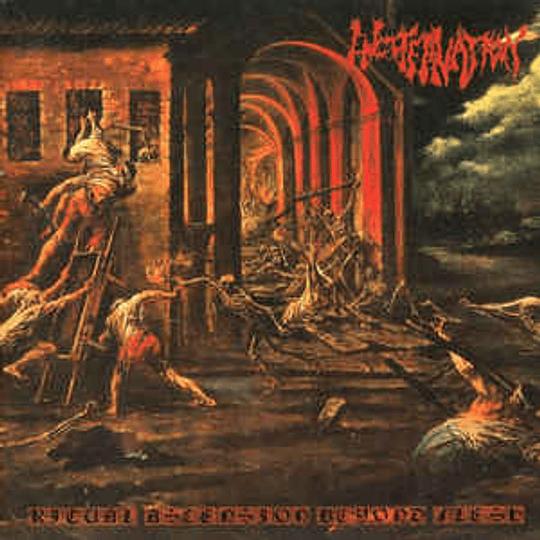 Encoffination - Ritual Ascension Beyond Flesh CD,