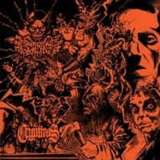 Scaremaker / Crypticus - Scaremaker / Crypticus CD