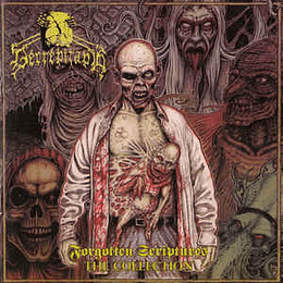 Decrepitaph - Forgotten Scriptures (The Collection) CD