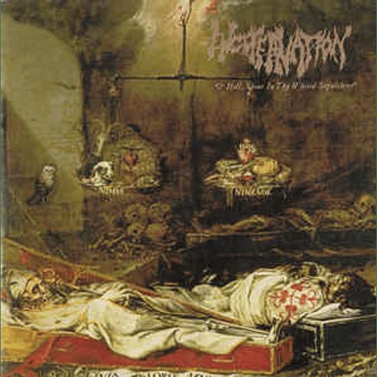 Encoffination - O' Hell, Shine In Thy Whited Sepulchres CD
