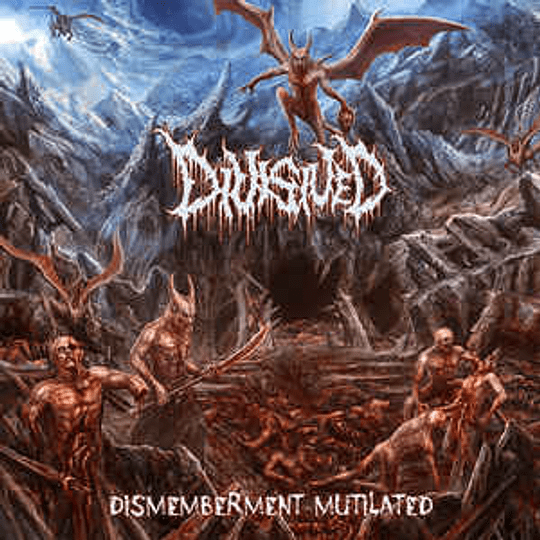 Divisived - Dismemberment Mutilated CD