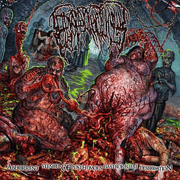Epicardiectomy - Abhorrent Stench Of Posthumous Gastrorectal Desecration CD Dig