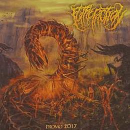 Putrefaction - Promo 2017 CD, Ltd, Promo
