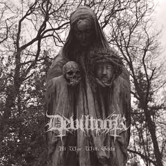 Deviltook - At War With Gods LP