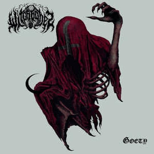 Witchbones - Goety CD