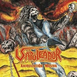 Vapuleador - Aniquilación Masiva CD