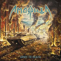 Amorphia  - Arms To Death CD
