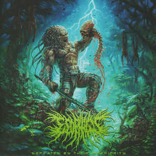 Esophagus  - Defeated By Their Inferiority CD