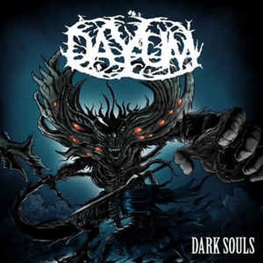 Dayum - Dark Souls CD