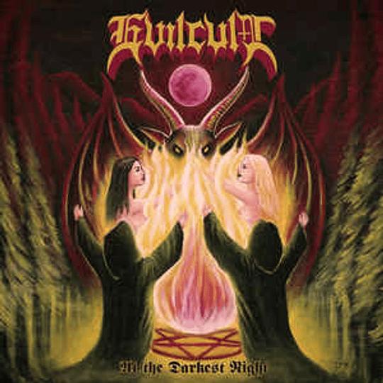 Evilcult - At the Darkest Night CD