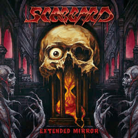 Scabbard - Extended Mirror CD