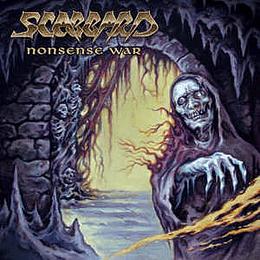 Scabbard - Nonsense War CD