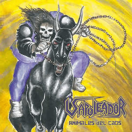 Vapuleador - Animales Del Caos CD