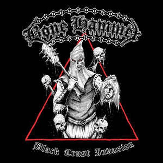 Bonehammer - Black Crust Invasion CD